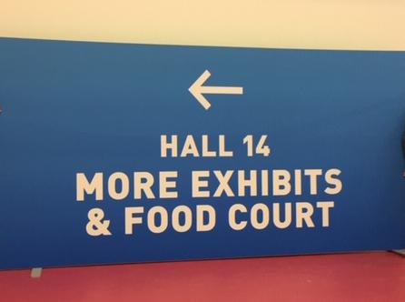 Faircom food court